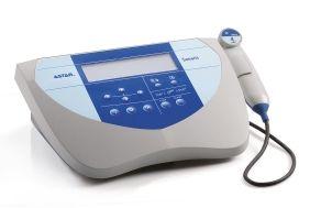 Sonaris S - aparat  do klasycznych ultradźwięków  i fonoforezy o dwuczęstotliwości pracy  1 i 3,5 MHz